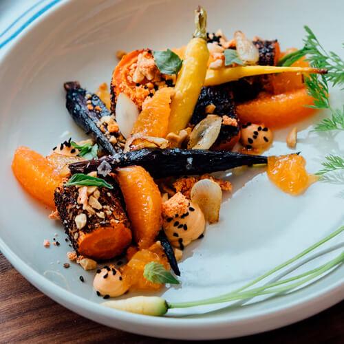 Carrot 5 Salad
